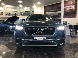 2018 Volvo XC90 L Series MY19 T6 Geartronic AWD Momentum Denim Blue 8 Speed Sports Automatic Wagon