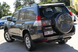 2013 Toyota Landcruiser Prado KDJ150R GXL Grey 5 Speed Sports Automatic Wagon.