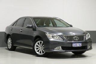 2013 Toyota Aurion GSV50R Prodigy Grey 6 Speed Automatic Sedan.