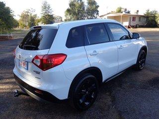 2016 Suzuki Vitara LY S Turbo (4WD) White 6 Speed Automatic Wagon.