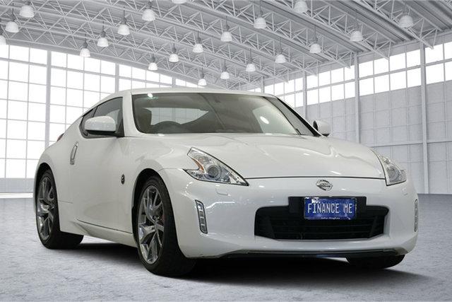 Used Nissan 370Z Z34 MY14 , 2014 Nissan 370Z Z34 MY14 White 7 Speed Sports Automatic Coupe