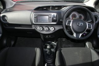 2015 Toyota Yaris NCP130R Ascent Ink 5 Speed Manual Hatchback