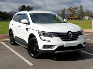 2019 Renault Koleos HZG Zen X-tronic Universal White 1 Speed Constant Variable Wagon
