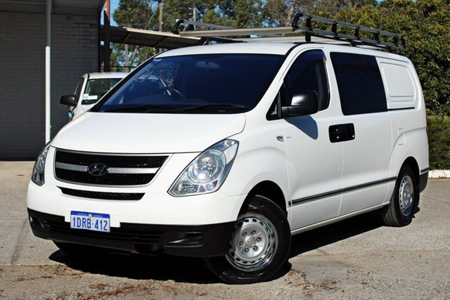 Used Hyundai iLOAD TQ-V MY11 , 2011 Hyundai iLOAD TQ-V MY11 White 5 Speed Manual Van