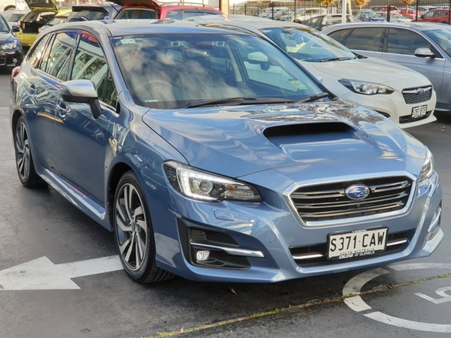 Demo Subaru Levorg V1 MY19 2.0 GT-S CVT AWD, 2019 Subaru Levorg V1 MY19 2.0 GT-S CVT AWD Storm Grey 8 Speed Constant Variable Wagon