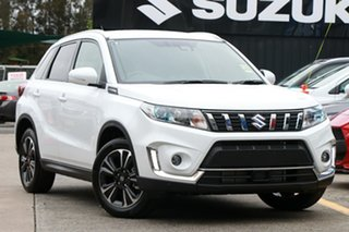 2020 Suzuki Vitara LY Series II Turbo 2WD White 6 Speed Sports Automatic Wagon