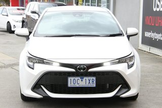 2018 Toyota Corolla Mzea12R Ascent Sport Glacier White 10 Speed Constant Variable Hatchback