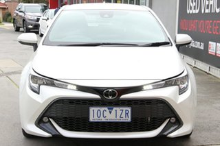 2018 Toyota Corolla Mzea12R SX Crystal Pearl 10 Speed Constant Variable Hatchback