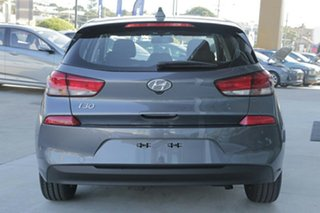 2020 Hyundai i30 PD2 MY20 Active Iron Grey 6 Speed Automatic Hatchback