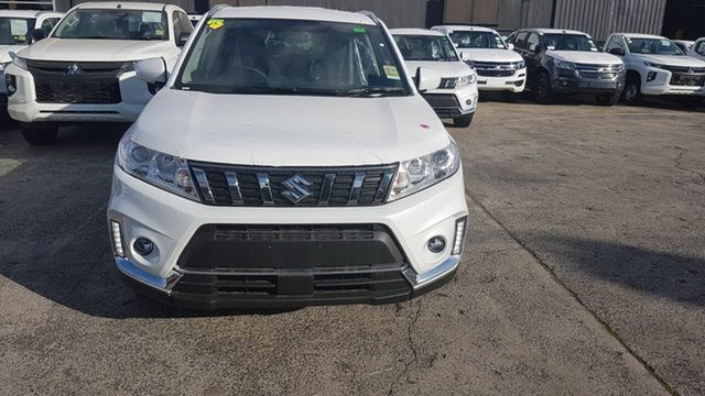 New Suzuki Vitara LY Series II 2WD, 2019 Suzuki Vitara LY Series II 2WD White 6 Speed Automatic Wagon