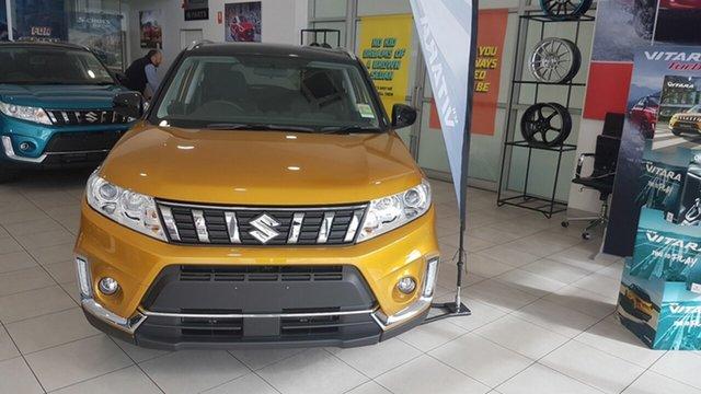 New Suzuki Vitara LY Series II 2WD, 2019 Suzuki Vitara LY Series II 2WD Yellow & Black 6 Speed Automatic