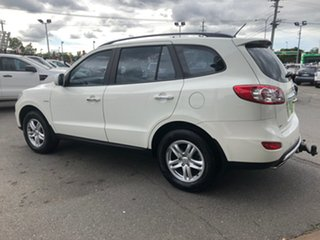 2011 Hyundai Santa Fe CM MY12 SLX White 6 Speed Sports Automatic Wagon