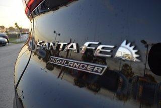 2018 Hyundai Santa Fe TM MY19 Highlander Black 8 Speed Sports Automatic Wagon