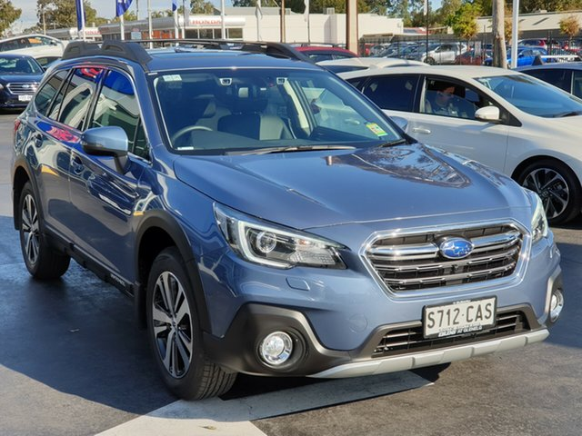 Demo Subaru Outback B6A MY19 2.5i CVT AWD Premium, 2019 Subaru Outback B6A MY19 2.5i CVT AWD Premium Storm Grey 7 Speed Constant Variable Wagon