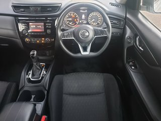 2017 Nissan X-Trail T32 Series II ST X-tronic 2WD Brilliant Silver 7 Speed Constant Variable Wagon