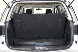 2017 Isuzu MU-X UC MY17 LS-U (4x2) Silver 6 Speed Auto Sequential Wagon
