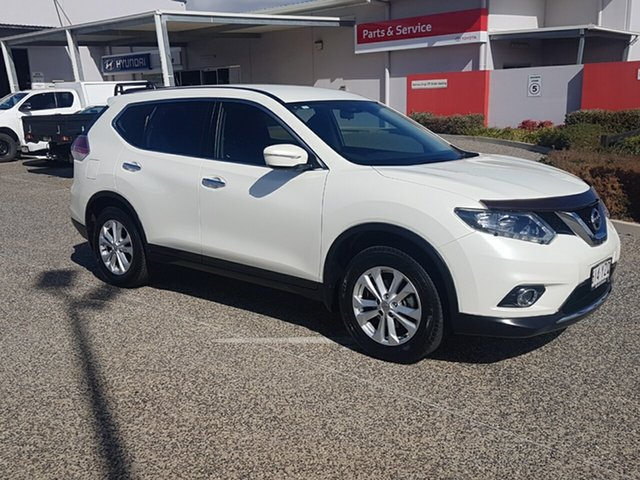 Used Nissan X-Trail T32 ST (FWD), 2015 Nissan X-Trail T32 ST (FWD) Continuous Variable Wagon