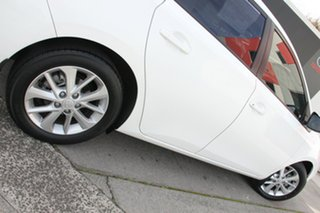 2015 Toyota Corolla ZRE182R Ascent Sport S-CVT Glacier White 7 Speed Constant Variable Hatchback