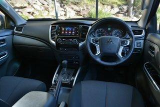 2018 Mitsubishi Triton MR MY19 GLS Double Cab 6 Speed Manual Utility