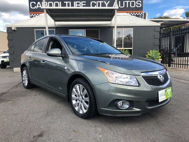 Used Holden Cruze JH Series II MY14 Z Series, 2014 Holden Cruze JH Series II MY14 Z Series Grey 6 Speed Sports Automatic Sedan