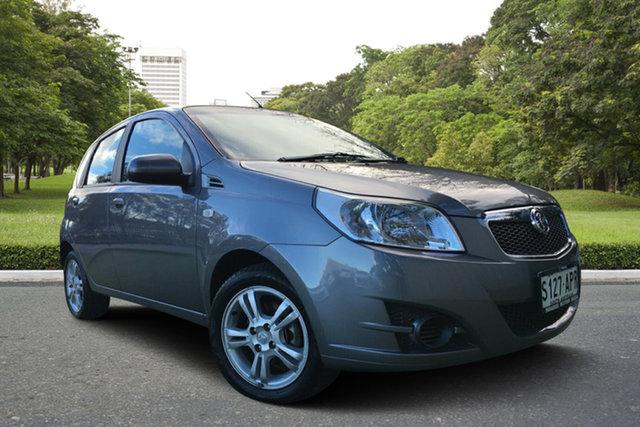 Used Holden Barina TM , 2011 Holden Barina TM Grey 6 Speed Automatic Hatchback