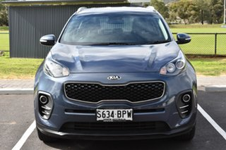 2017 Kia Sportage QL MY17 Si 2WD Blue 6 Speed Sports Automatic Wagon