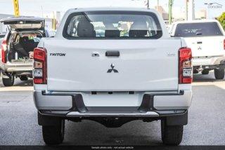 2018 Mitsubishi Triton MR MY19 GLX+ Double Cab 6 Speed Manual Utility.