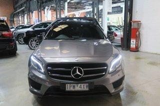 2015 Mercedes-Benz GLA 250 4MATIC X156 805+055MY DCT 4MATIC Grey 7 Speed