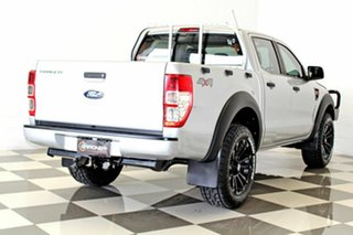 2013 Ford Ranger PX XL 2.2 (4x4) White 6 Speed Manual Crew Cab Utility