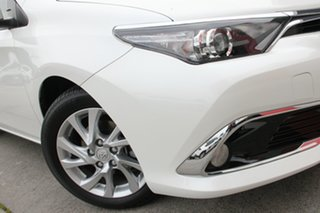 2017 Toyota Corolla ZRE182R Ascent Sport S-CVT Crystal Pearl 7 Speed Constant Variable Hatchback.