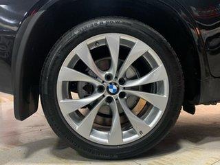 2010 BMW X5 E70 MY11 xDrive30d Steptronic Black 8 Speed Sports Automatic Wagon.