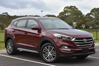 2016 Hyundai Tucson TL Active X 2WD Red 6 Speed Sports Automatic Wagon.