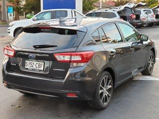 2019 Subaru Impreza G5 MY19 2.0i Premium CVT AWD Dark Grey 7 Speed Constant Variable Hatchback