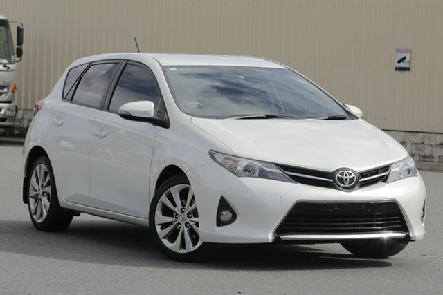 Used Toyota Corolla ZRE182R Levin S-CVT SX, 2014 Toyota Corolla ZRE182R Levin S-CVT SX White 7 Speed Constant Variable Hatchback