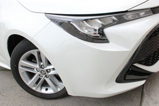 2018 Toyota Corolla Mzea12R SX Crystal Pearl 10 Speed Constant Variable Hatchback.