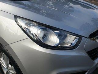 2013 Hyundai ix35 LM2 SE Silver 6 Speed Sports Automatic Wagon