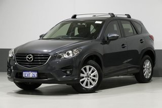 2015 Mazda CX-5 MY13 Upgrade Maxx Sport (4x4) Grey 6 Speed Automatic Wagon