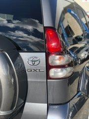 2008 Toyota Landcruiser Prado KDJ120R GXL Grey 5 Speed Automatic Wagon