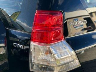 2009 Toyota Landcruiser Prado KDJ150R GXL Black 5 Speed Sports Automatic Wagon