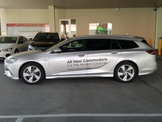 2018 Holden Commodore ZB MY18 RS-V Sportwagon AWD Nitrate 9 Speed Sports Automatic Wagon