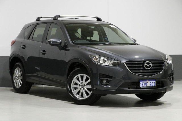 Used Mazda CX-5 MY13 Upgrade Maxx Sport (4x4), 2015 Mazda CX-5 MY13 Upgrade Maxx Sport (4x4) Grey 6 Speed Automatic Wagon