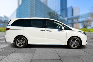 2019 Honda Odyssey RC MY19 VTi-L Platinum White 7 Speed Constant Variable Wagon