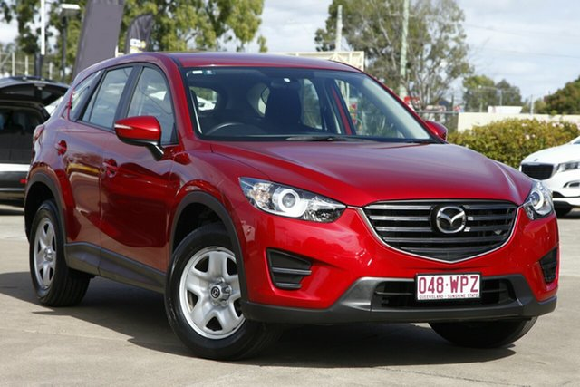 Used Mazda CX-5 KE1072 Maxx SKYACTIV-Drive, 2016 Mazda CX-5 KE1072 Maxx SKYACTIV-Drive Soul Red 6 Speed Sports Automatic Wagon