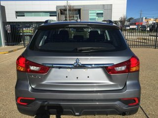 2018 Mitsubishi ASX XC MY19 ES 2WD ADAS Grey 6 Speed Constant Variable Wagon
