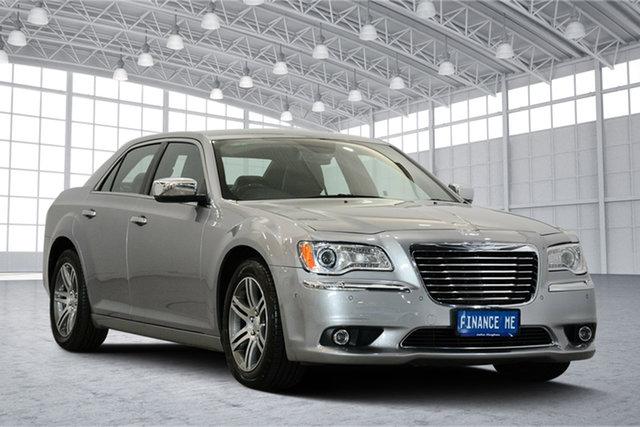 Used Chrysler 300 LX MY14 C E-Shift, 2014 Chrysler 300 LX MY14 C E-Shift Billet Silver 8 Speed Sports Automatic Sedan