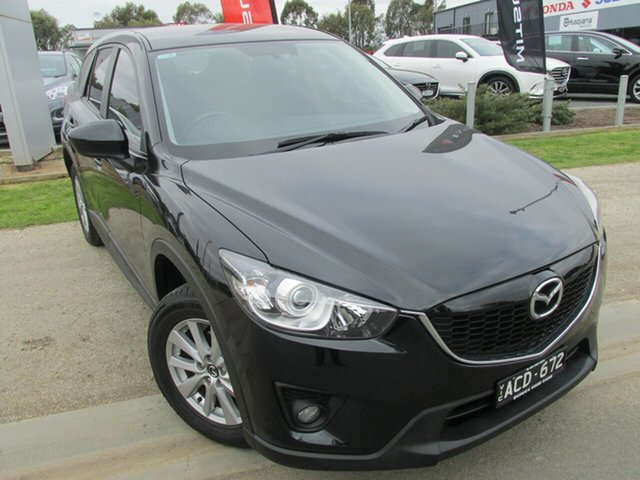 Used Mazda CX-5 KE1031 MY14 Maxx SKYACTIV-Drive AWD Sport, 2014 Mazda CX-5 KE1031 MY14 Maxx SKYACTIV-Drive AWD Sport Black 6 Speed Sports Automatic Wagon