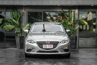 2013 Mazda 3 BL1072 MY13 SP20 SKYACTIV-Drive SKYACTIV Grey 6 Speed Sports Automatic Hatchback.