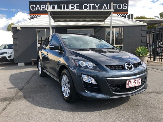 Used Mazda CX-7 ER10L2 Classic Activematic, 2011 Mazda CX-7 ER10L2 Classic Activematic Grey 5 Speed Sports Automatic Wagon