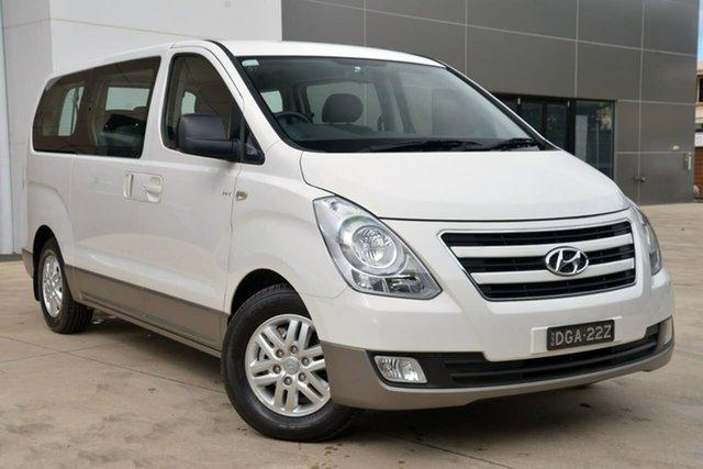 Used Hyundai iMAX TQ3-W Series II MY16 , 2015 Hyundai iMAX TQ3-W Series II MY16 White 5 Speed Automatic Wagon