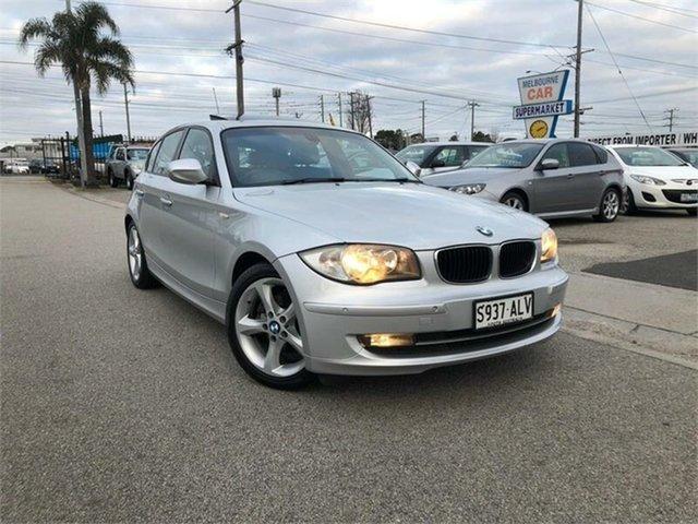 Used BMW 120i E87 , 2011 BMW 120i E87 Silver Automatic Hatchback